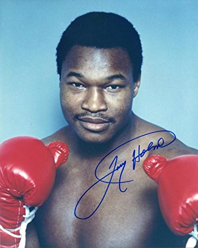 Autographed Larry Holmes Photograph - 8x - Larry Holmes Photograph Shopping Results