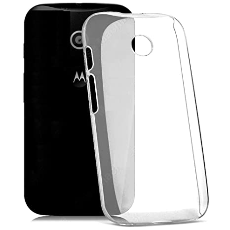official photos 7ee43 f06db Zoto Back Cover Case for Motorola Moto E XT1022: Amazon.in: Electronics
