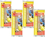 8 in 1 Pet Products Sanded Bird Perches Covers, Small - 24 Total(4 Packs with 6 per Pack)