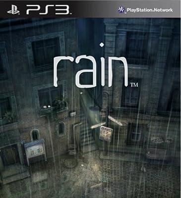 Amazon com: rain - PS3 [Digital Code]: Video Games