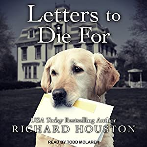 Letters to Die For Audiobook
