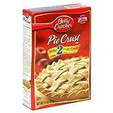 Betty Crocker Pie Crust Mix, 11 oz (Pack of 12)