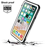 iPhone X Waterproof Case, Singdo 2018 Exclusive