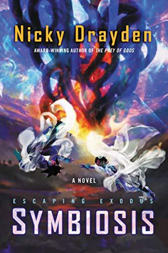 Book Cover: Escaping Exodus: Symbiosis: A Novel