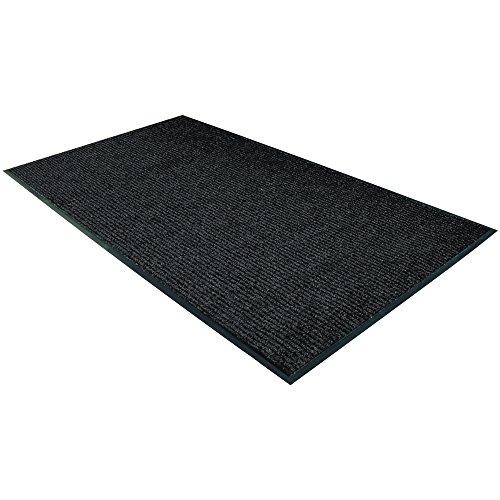 Box Partners Brush Step Deluxe Vinyl Carpet Mat, 3