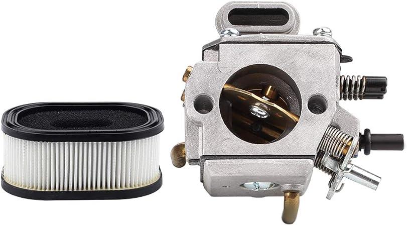Amazon.com: Carburador con filtro de aire para motosierra ...