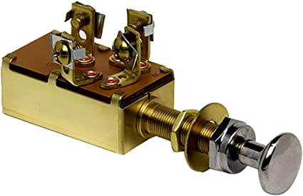 Cole Hersee M482 Push-Pull Switch