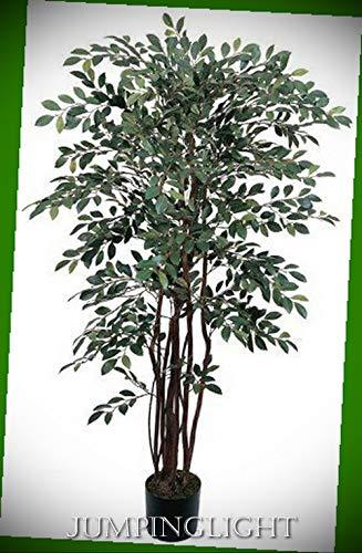JumpingLight 5082 4' Ruscus Silk Tree Artificial Flowers Wedding Party Centerpieces Arrangements Bouquets Supplies