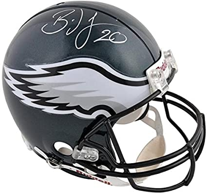 Philadelphia Eagles Brian Dawkins Autographed Riddell Pro Line Helmet -  Fanatics Authentic Certified c4bb9a262