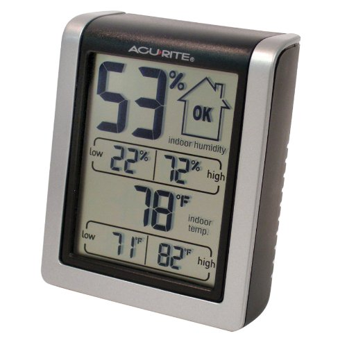 Acu-Rite Digital Humidity & Temperature Monitor