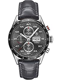 40cf4964a21f0 Carrera Anthracite Sunray Brushed Dial 43mm Men s Watch CV2A1U.FC6313. TAG  Heuer