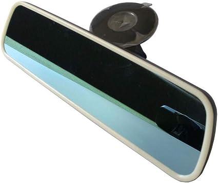 Kfz Universal Innenspiegel Abblendbar Rückspiegel Anti Blend Rückspiegel Beifahrer Sicherheitsspiegel Beige Schwarz Auto