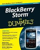 BlackBerry Storm for Dummies, Robert Kao and Dante Sarigumba, 0470565314