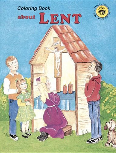 Download Coloring Book About Lent PDF
