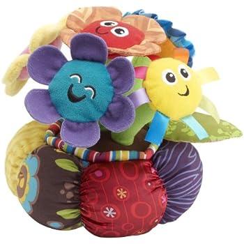 Amazoncom Lamaze Soft Chime Garden Baby Musical Toys Baby