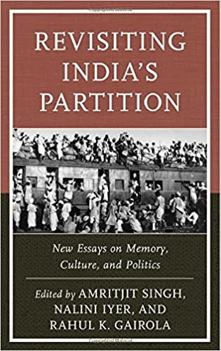 Amazon com: Revisiting India's Partition: New Essays on