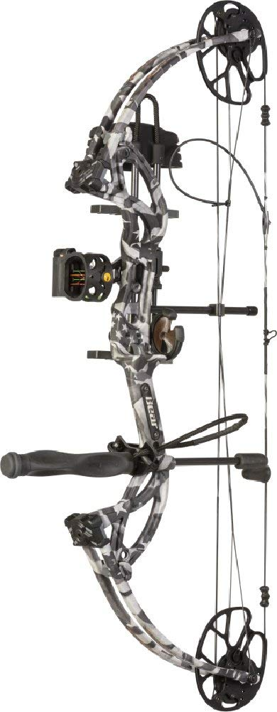 Escalade Sports Bear Archery Cruzer G2 Rth Package Rh 12-30'' 5-70 Lbs One Nation Midnight by Escalade Sports