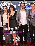 Evolution Of Teen Wolf