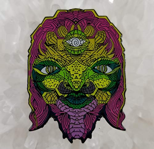 (Sloth Trippy Third Eye Sloth Monster 2
