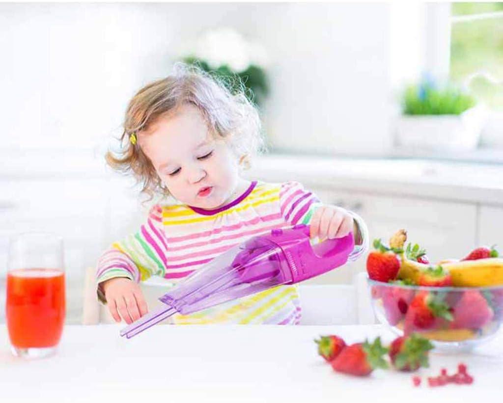 Mamum - Aspirador para niños, juguete realista, color rosa: Amazon ...