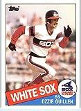 Baseball MLB 1985 Topps Traded #43 Ozzie Guillen RC White Sox