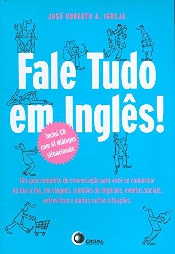 Fale Tudo em Inglês! (+ CD Audio)