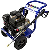 Excell GPM Cold Water 179CC Gas Powered Pressure Washer