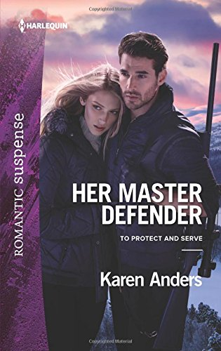 book cover of Her Master Defender
