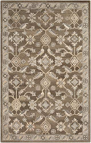 Traditional Area Rug Rectangle 10' x 14'