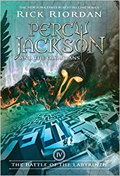 Percy jackson books in order second series