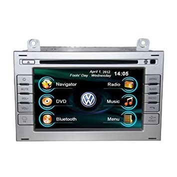 Oem fit in-dash dvd player for VW PASSAT B5 with gps: Amazon