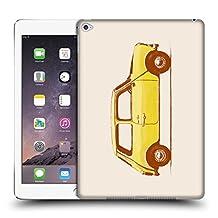 Official Florent Bodart Mini Mr. Beans Vehicles Hard Back Case for Apple iPad 2