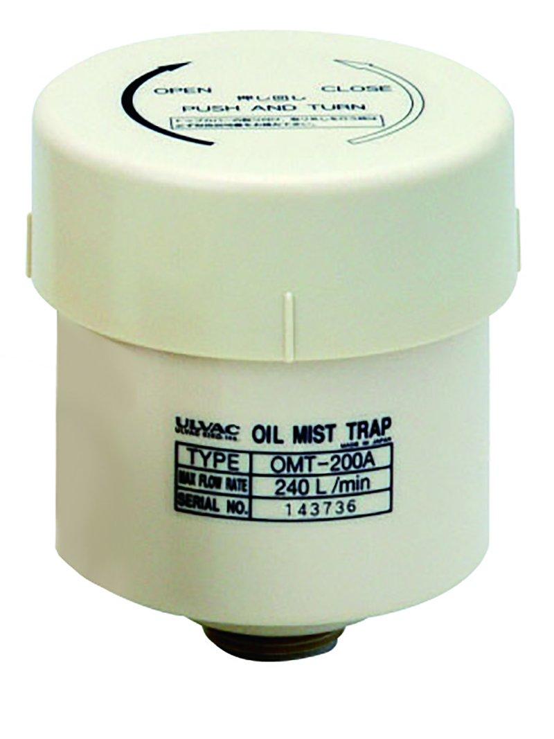 ULVAC オイルミストトラップ OMT200A B004ORB6EO