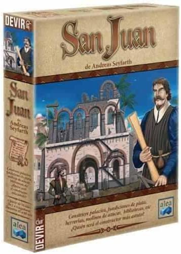 Devir- San Juan (BGSAJU): Amazon.es: Juguetes y juegos