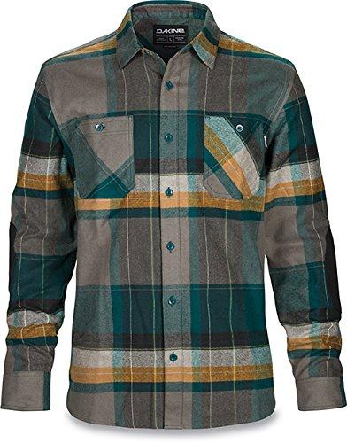 Herren Hemd lang Dakine Cooper Flannel Shirt LS