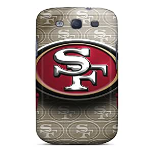 New Arrival VNHMl6851BOecw Premium Galaxy S3 Case(san Francisco 49ers)