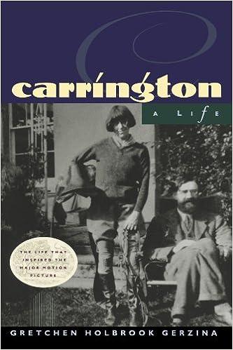 Book Carrington: A Life