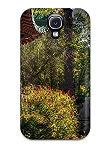 rebecca slater's Shop New Style Galaxy S4 Golden Gate Park Print High Quality Tpu Gel Frame Case Cover 2560030K59685945