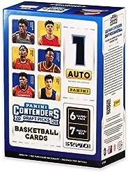 2020 NBA Contenders Draft Picks Basketball Trading Card Blaster Box