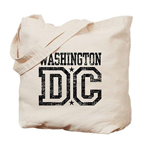 Cloth CafePress Bag Canvas Shopping Tote Washington Natural Bag DC qqYBP6F