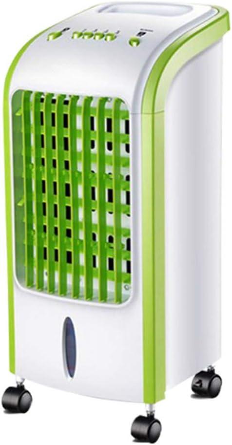 A&ZMYOU Ventilador Frío Ventilador De Aire Acondicionado Frío Ventilador De Refrigeración Móvil Refrigeración De Agua Ventilador De Aire Acondicionado: Amazon.es: Hogar