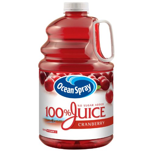 Ocean Spray 100% Juice - Cranberry Flavor - 1 gallon by Ocean Spray