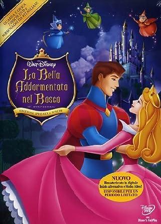 La bella addormentata nel bosco special edition 2 dvd pop up: amazon