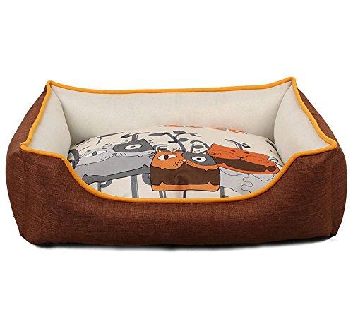 Watts Crate - Zxcvlina Cozy Brian Watt Pet Dog Pet Cat Bed Spring Summer Suitable Dogs Cats