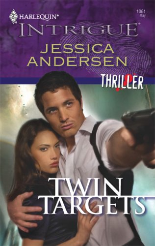 book cover of Twin Targets
