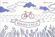 Renard à vélo par FibreTigre