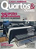 Casa & Ambiente 63 – Quartos & Closets (Portuguese Edition)