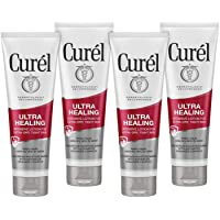 Curél Skincare Ultra Healing Intensive Moisturizer, 2.5 Ounce Body Lotion, 4-pack, with Advanced Ceramide Complex and…