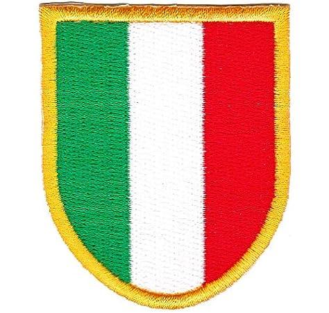 Italia Escudo parche plancha de: Amazon.es: Coche y moto