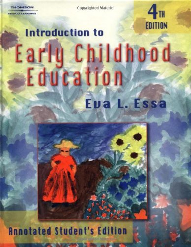 Introduction to Early Childhood Education 4e